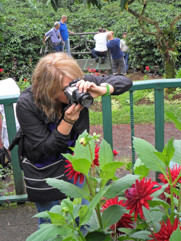 Costa Rica:  4, Flora  (3/6)