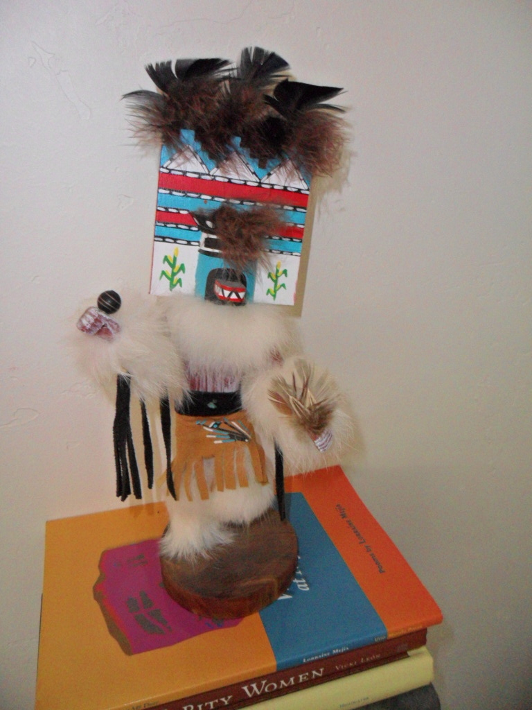 kachina essay An of import portion of the hopi faith is the kachina along with the spiritual facet the kachina has other intending to the hopi the three chief facets of the hopi kachina are the supernatural existences, the terpsichoreans who impersonate these existences and the wooden dolls.