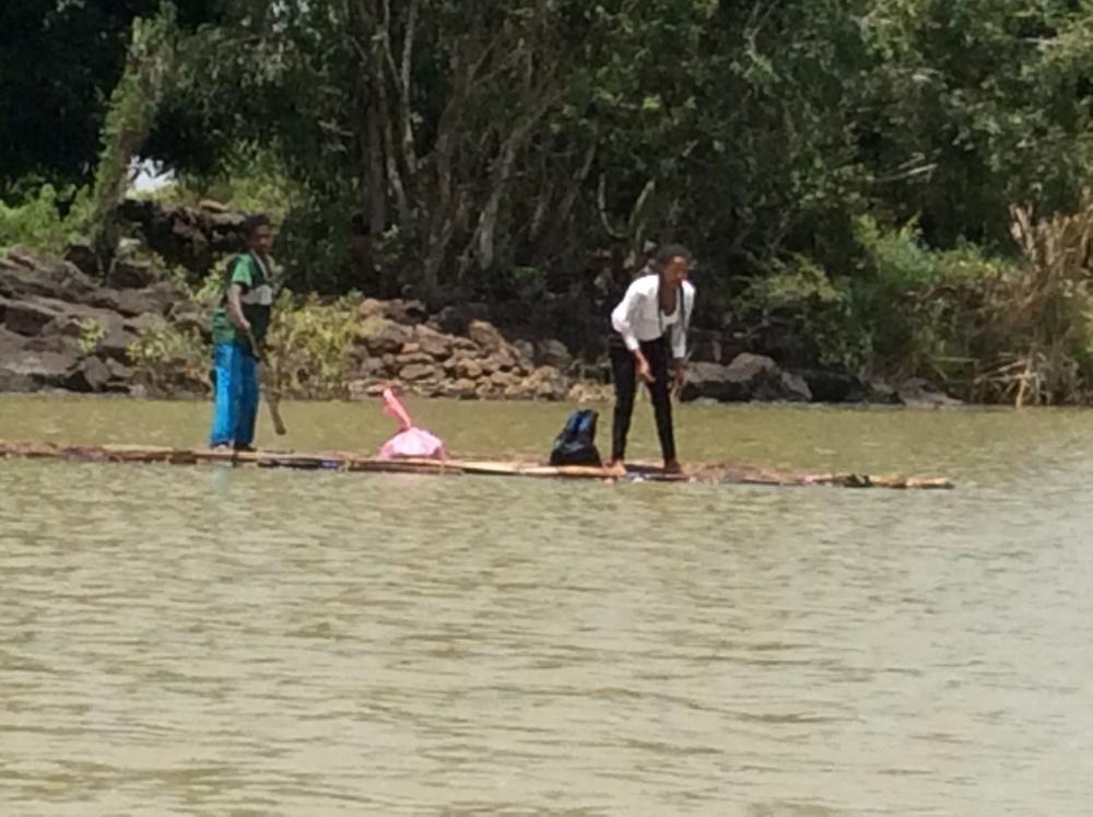 Ethiopia--Lake Tana and the Blue Nile (6/6)