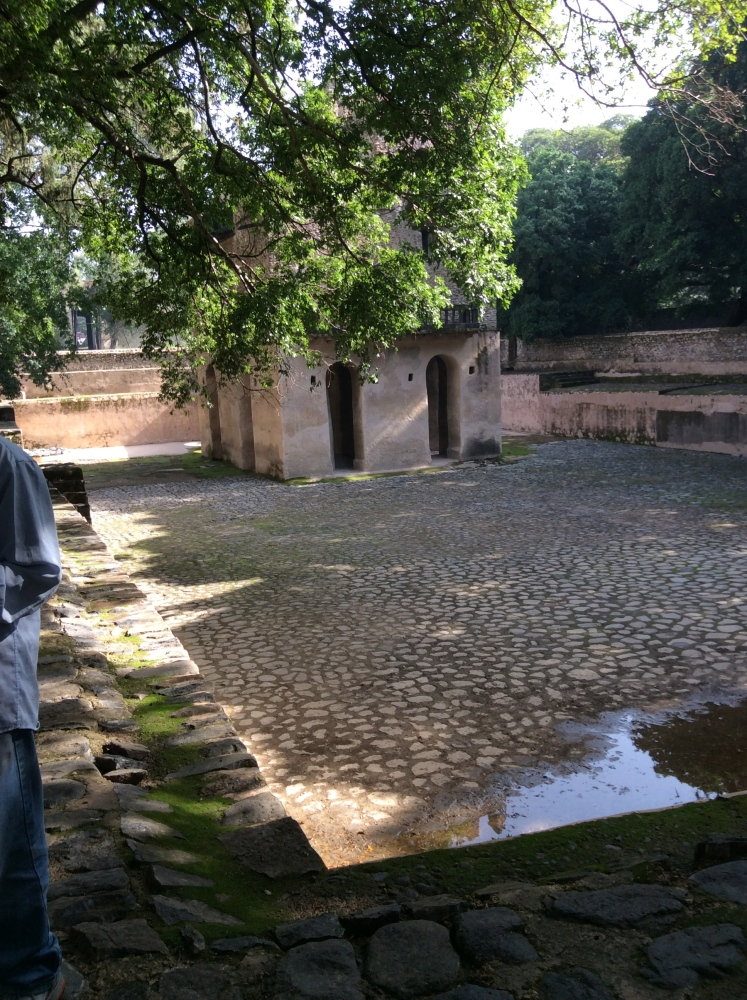 My Ethiopian Adventure:  The Fasilades Bath Palace and the Church of Debre Birhan Selassie (1/6)