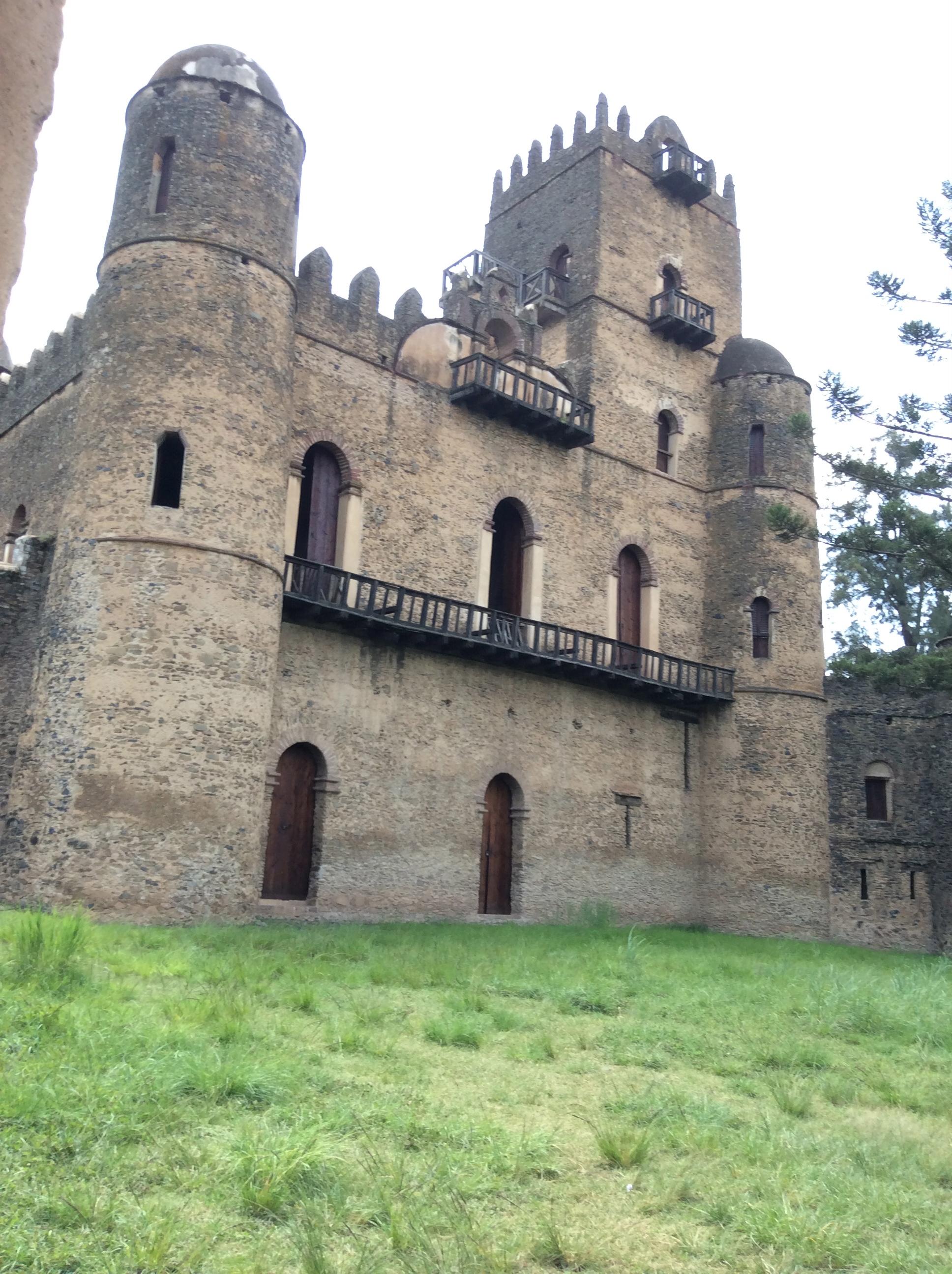 My Ethiopian Adventure: the Castles of Gonder | writingontherim