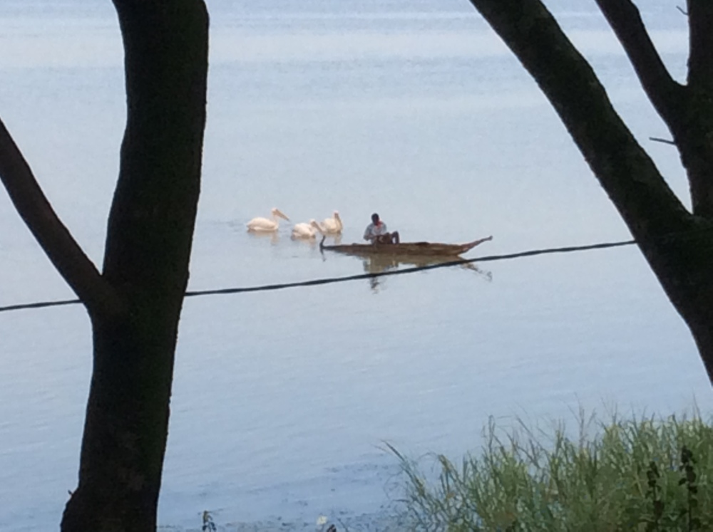 My Ethiopian Adventure:  Lake Tana, Where the Nile Begins--Part Two (5/6)