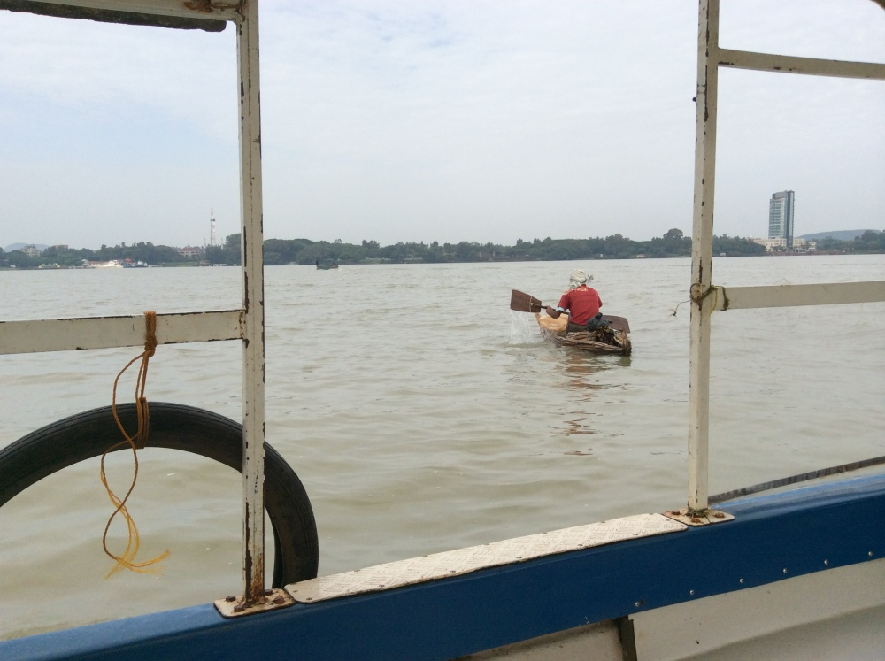 My Ethiopian Adventure:  Lake Tana, Where the Nile Begins--Part Two (6/6)