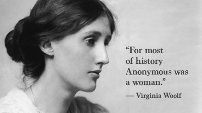 Vanessa Rivera Virginia Woolf